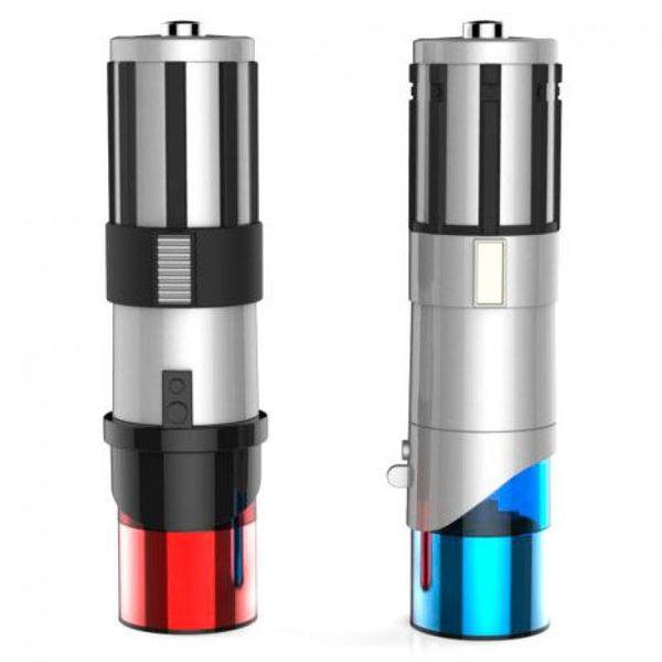 Salero y Pimentero Electricos Sables Laser Star Wars