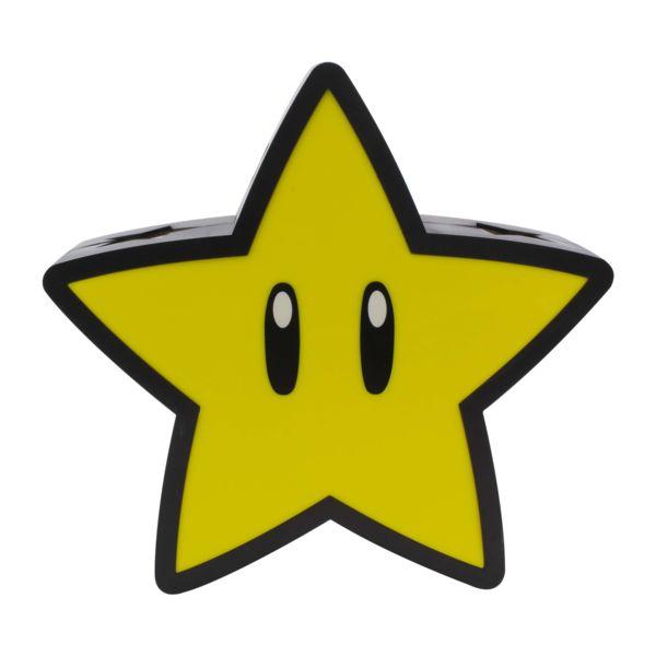 Super Star Projection Light Lamp Super Mario