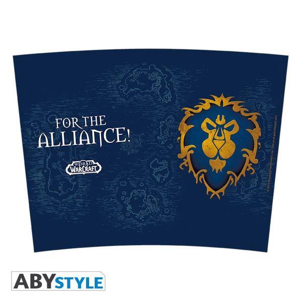 Vaso de Viaje Alianza World of Warcraft
