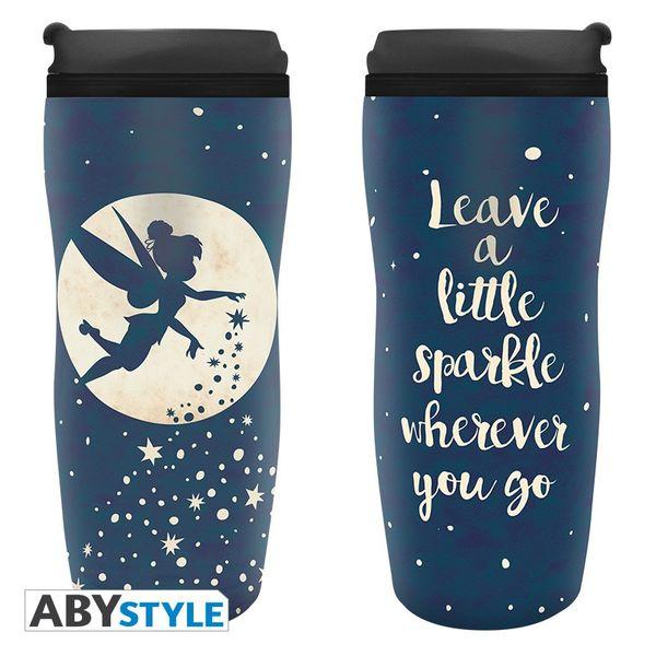 Tinkerbell Travel Mug Peter Pan Disney
