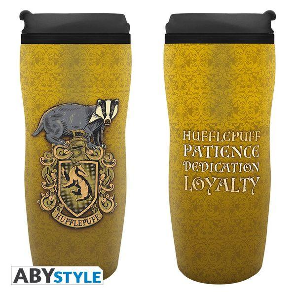 Hufflepuff Travel Mug Harry Potter