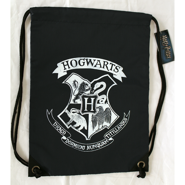 Bolso GYM Hogwarts Harry Potter Azul
