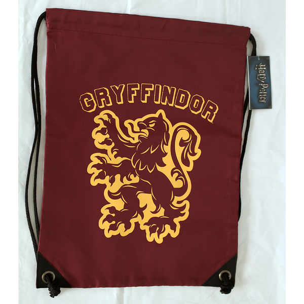 Bolso GYM León Gryffindor Harry Potter