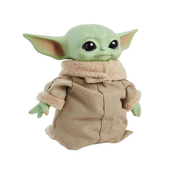 The Child Grogu Plush Star Wars The Mandalorian 28 cms