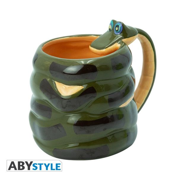 Kaa 3D Mug The Jungle Book