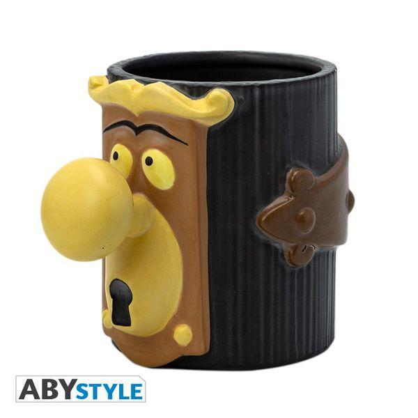 Doorknob 3D Mug Alice In Wonderland