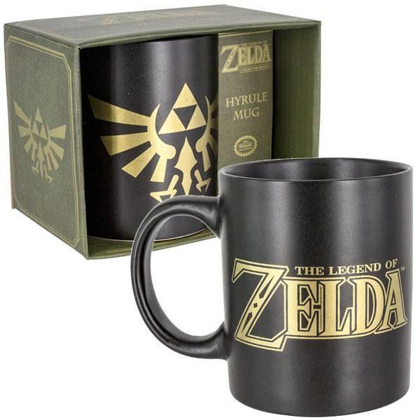 Hyrule Mug The Legend Of Zelda