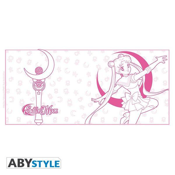 Taza Sailor Moon White & Pink
