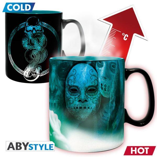 Voldemort Heat Change Mug Harry Potter