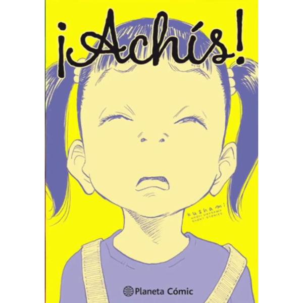 Achis Antologia Naoki Urasawa Manga Oficial Planeta Comic (Spanish)
