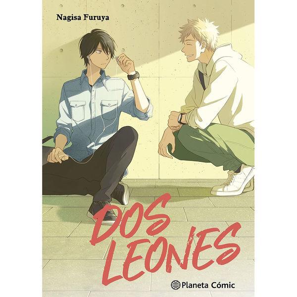 Dos Leones Manga Oficial Planeta Comic