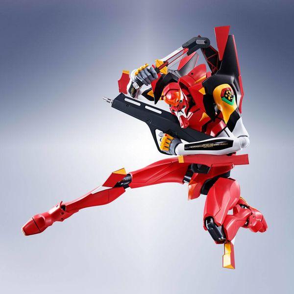 EVA-02 Figure Evangelion Shin Gekijouban Dynaction