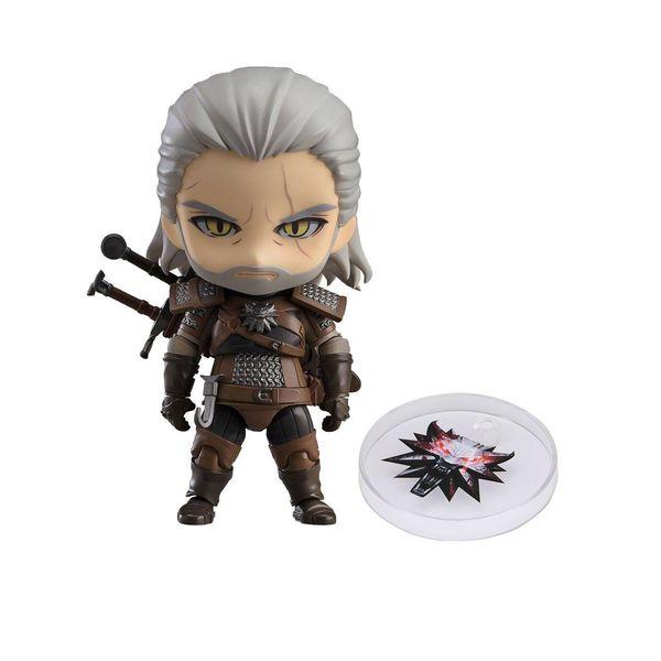 Nendoroid 907 Geralt The Witcher 3 Wild Hunt Heo Exclusive