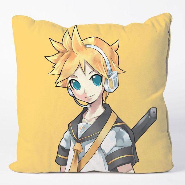 Len Kagamine Cushion Cover Vocaloid
