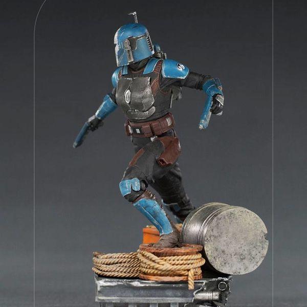 Bo Katan Statue Star Wars The Mandalorian BDS Art Scale