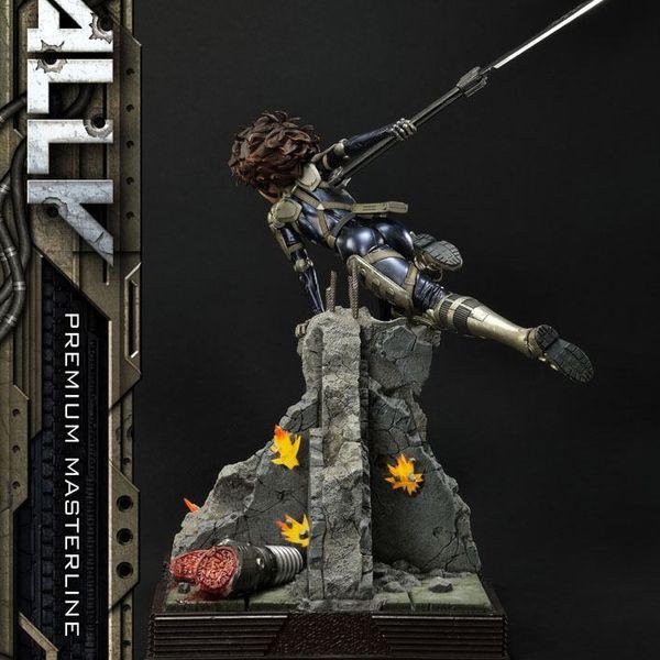 Gally Alita Battle Angel Statue
