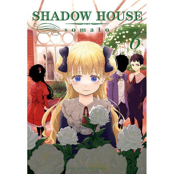 Shadow House #06 Manga Oficial Milky Way Ediciones