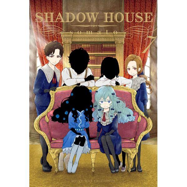 Shadow House #07 Manga Oficial Milky Way Ediciones