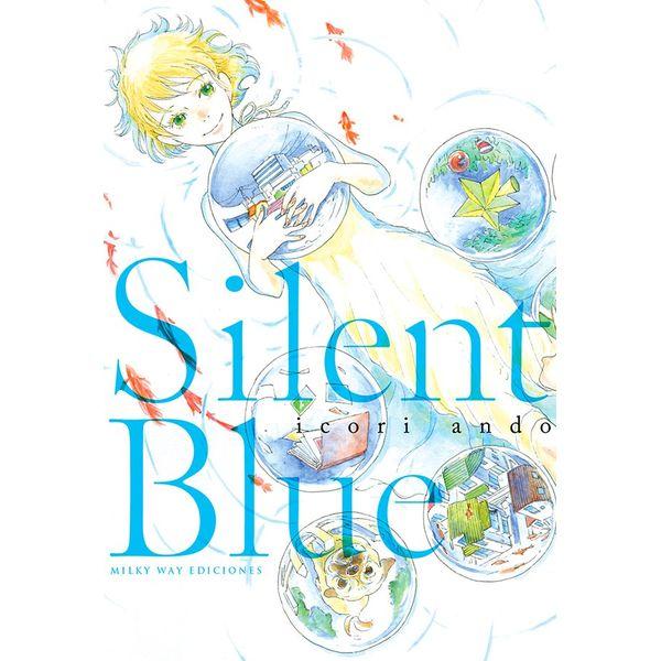 Silent Blue Manga Oficial Milky Way Ediciones (Spanish)