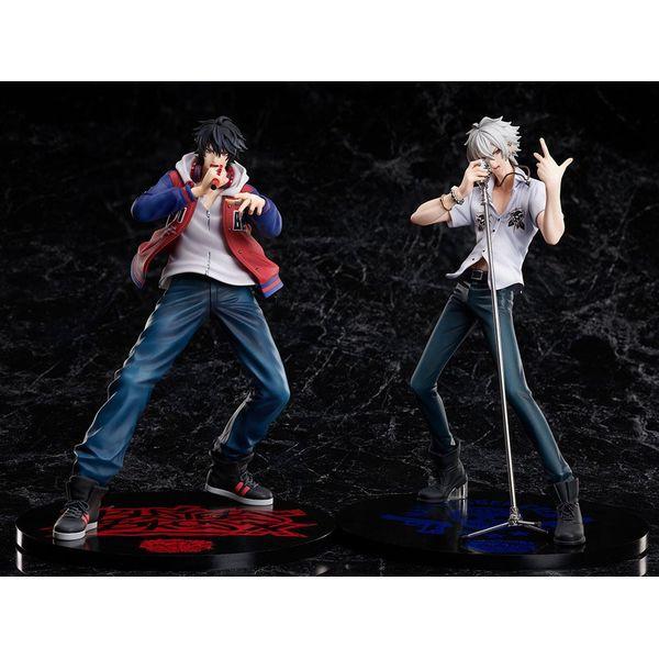 Hypnosis Mic: Division Rap Battle Rhyme Anima Estatua 1/8 Samatoki Aohitsugi 21 cm