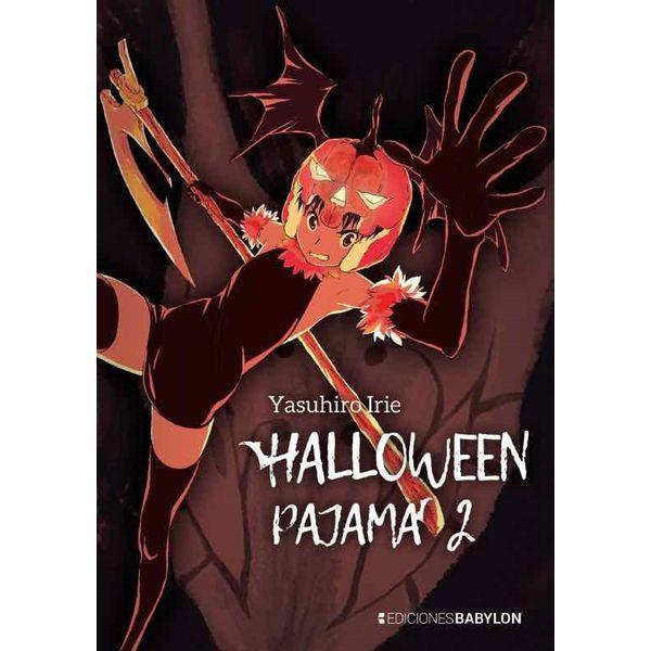 Halloween Pajama #02 Manga Oficial Ediciones Babylon (spanish)