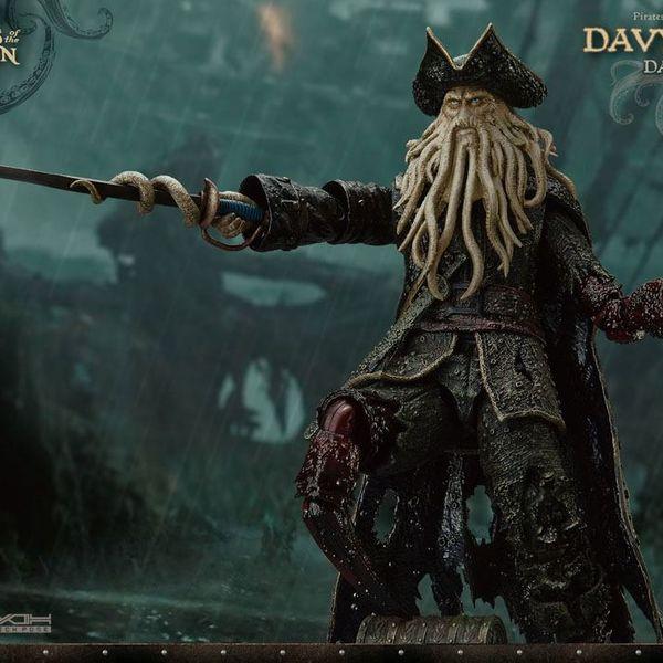 Figura Davy Jones Piratas del Caribe Dynamic 8ction Heroes
