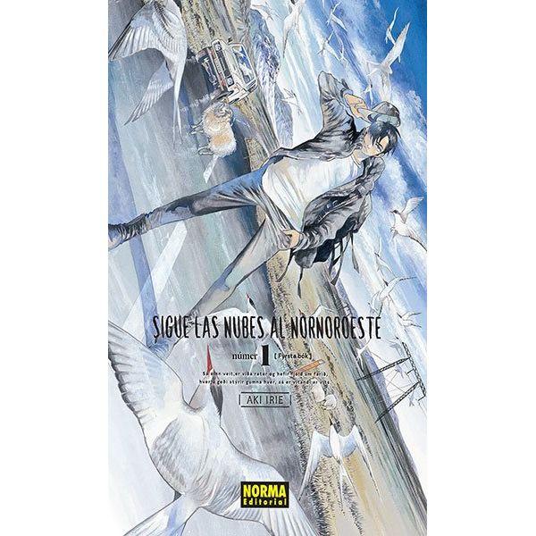Sigue Las Nubes Al Nornoeste #01 Manga Oficial Norma Editorial
