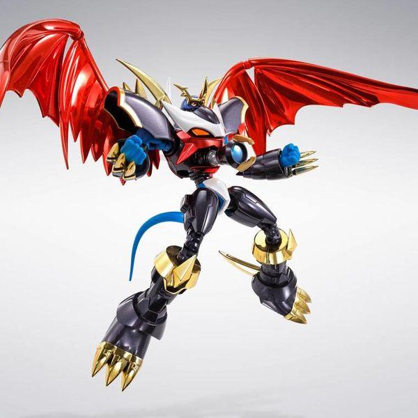 SH Figuarts Imperialdramon Fighter Mode Premium Color Edition Digimon Adventure 02