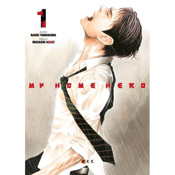 My Home Hero #01 Manga Oficial ECC Ediciones (spanish)