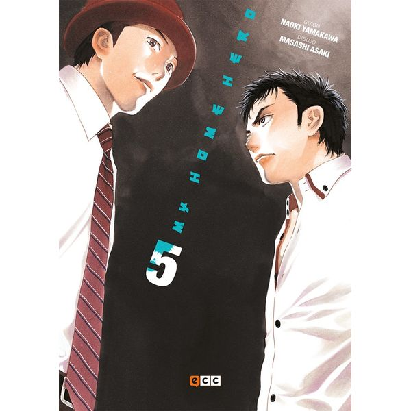 My Home Hero #05 Manga Oficial ECC Ediciones (spanish)