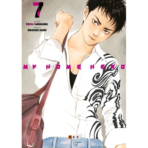 My Home Hero #07 Manga Oficial ECC Ediciones (spanish)