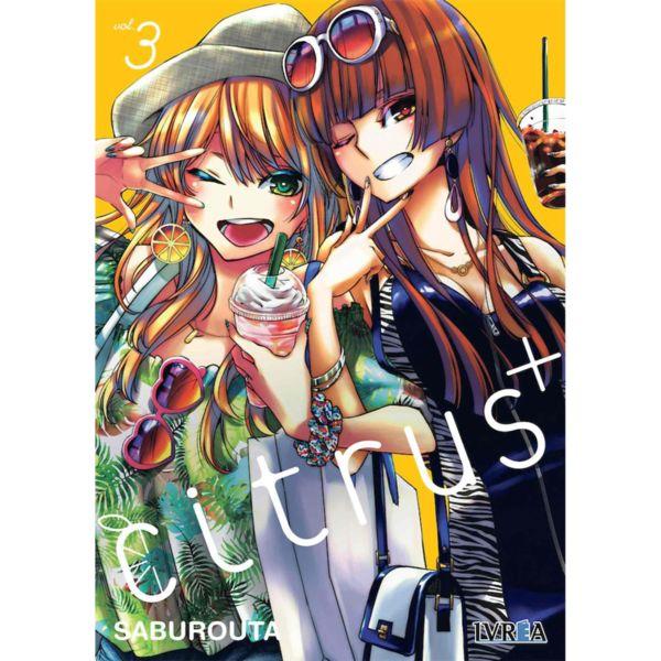 Citrus+ #03 Manga Oficial Ivrea
