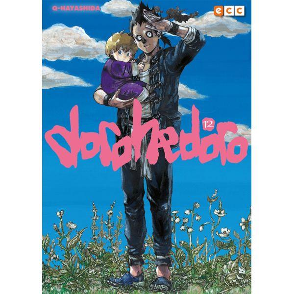 Dorohedoro #12 Manga Oficial ECC Ediciones