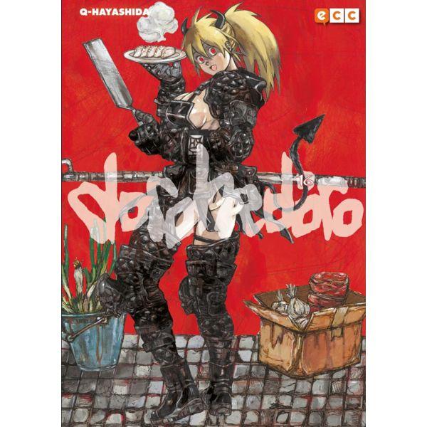 Dorohedoro #16 Manga Oficial ECC Ediciones