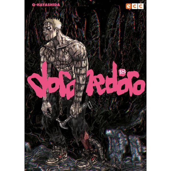 Dorohedoro #18 Manga Oficial ECC Ediciones