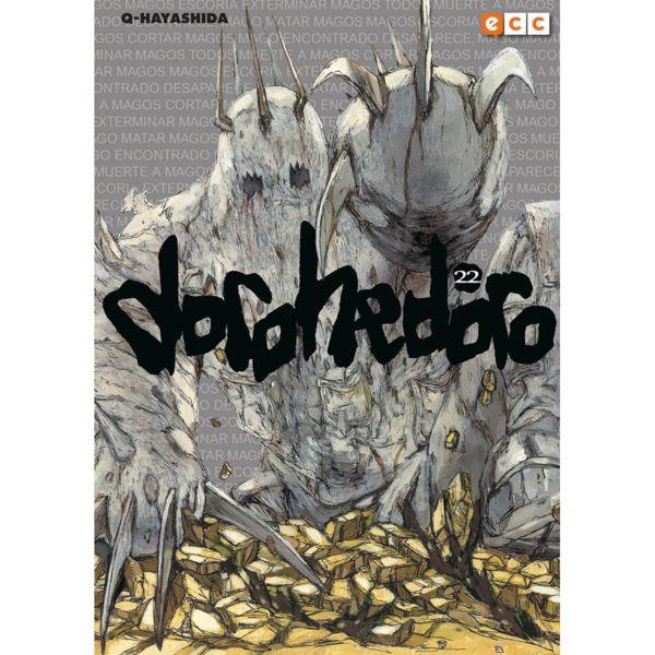 Dorohedoro #22 Manga Oficial ECC Ediciones