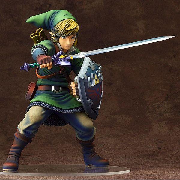 Figura Link The Legend of Zelda Skyward Sword