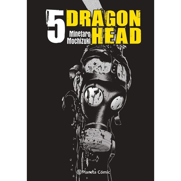 Dragon Head #05 Manga Oficial Planeta Comic (spanish)