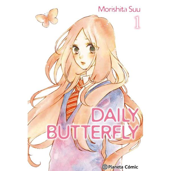 Daily Butterfly #01 Manga Oficial Planeta Comic