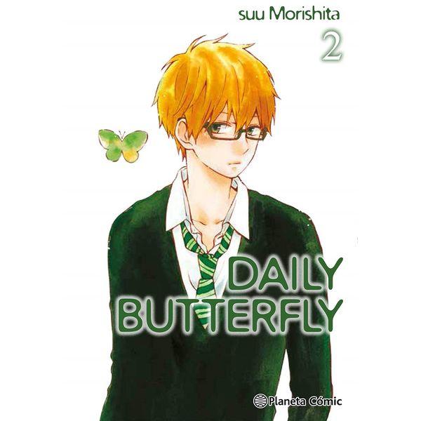 Daily Butterfly #02 Manga Oficial Planeta Comic
