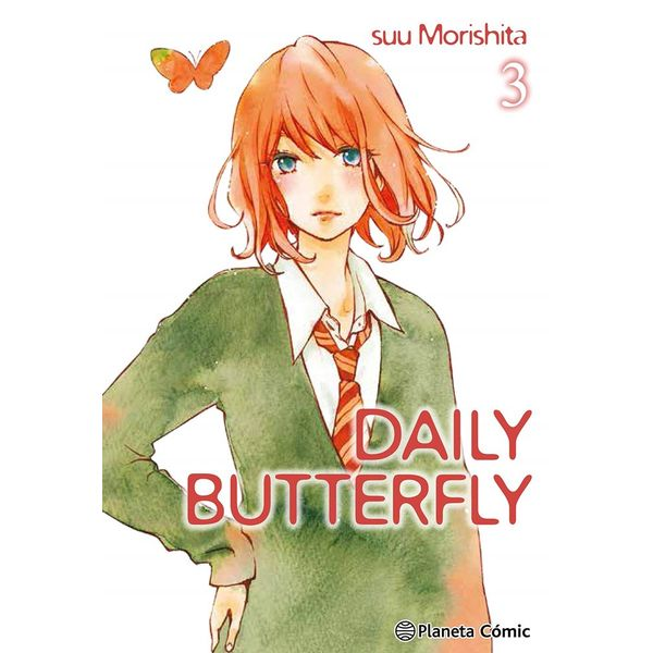 Daily Butterfly #03 Manga Oficial Planeta Comic