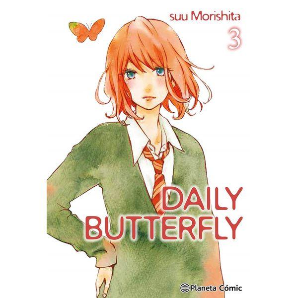 Daily Butterfly #03 Manga Oficial Planeta Comic (spanish)