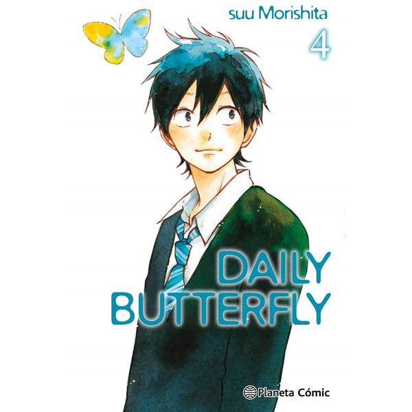 Daily Butterfly #04 Manga Oficial Planeta Comic