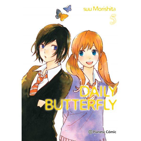 Daily Butterfly #05 Manga Oficial Planeta Comic