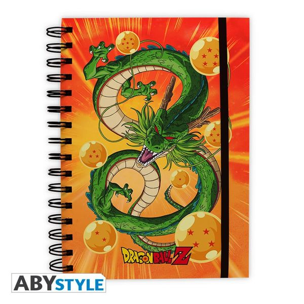 Libreta Shen Long -  Dragon Ball Z