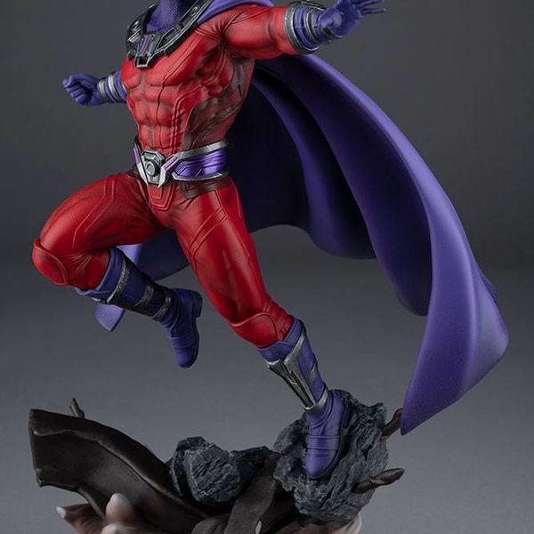 Magneto Marvel Future Revolution Statue Marvel Comics