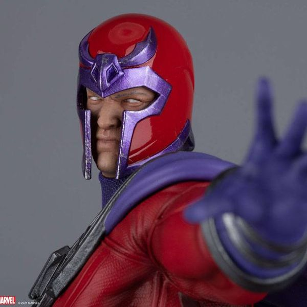 Estatua Magneto Marvel Future Revolution Supreme Edition Marvel Comics