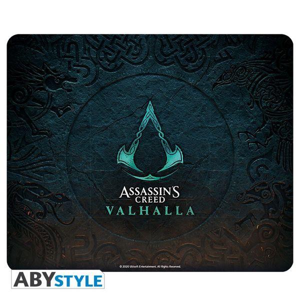 Crest Valhalla Mouse Pad Assassin's Creed