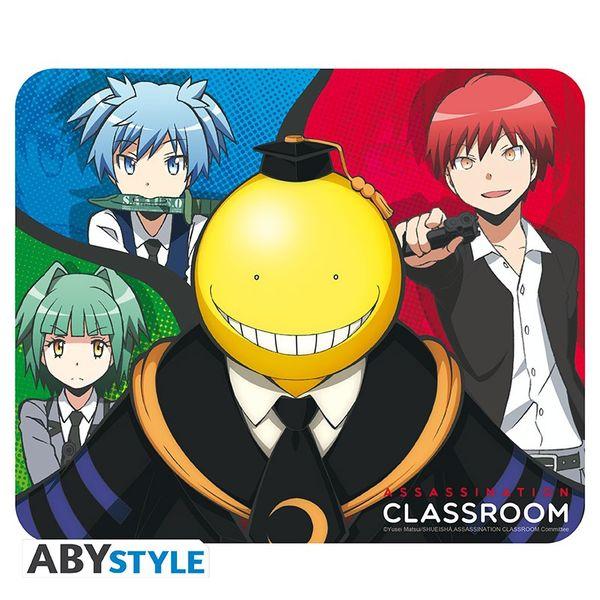Mouse Pad Akabane, Kaede, Nagisa, Koro Sensei Assassination Classroom