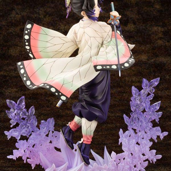 Figura Shinobu Kocho Kimetsu no Yaiba ARTFXJ Bonus Edition